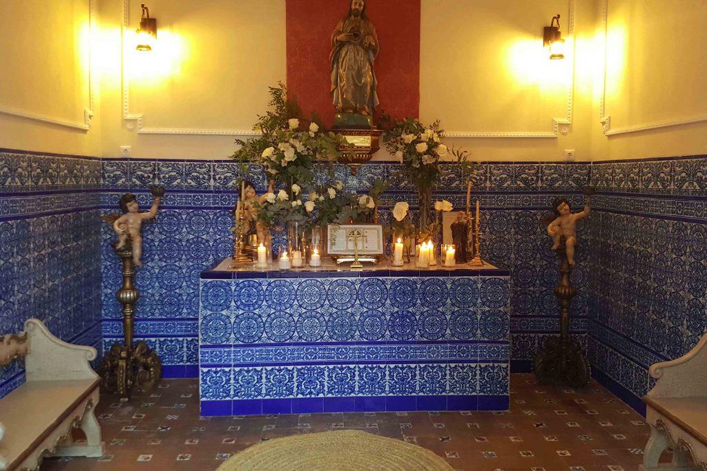 capilla en sevilla para casarse