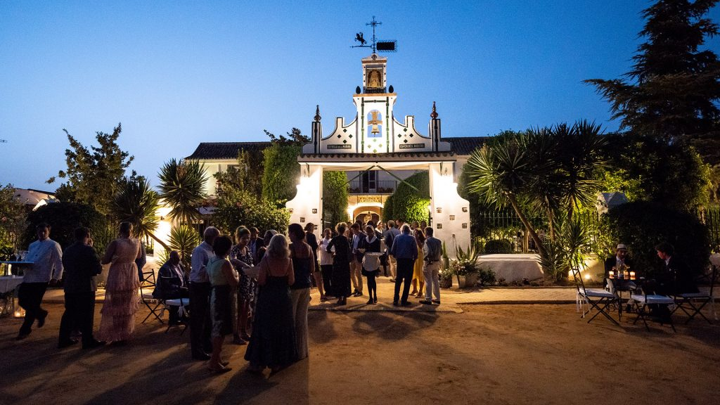 bodas de noche en sevilla