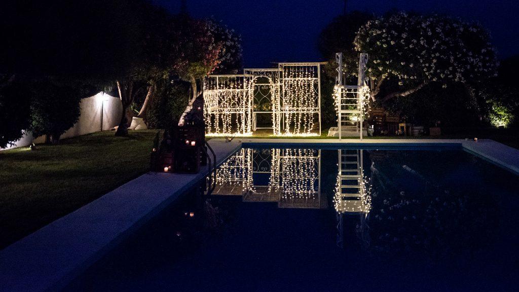 donde celebrar una boda de noche en sevilla