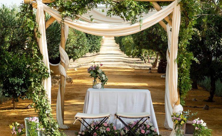 celebrar una boda en Sevilla