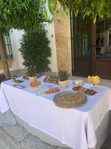 aperitivos hacienda la bodeguilla