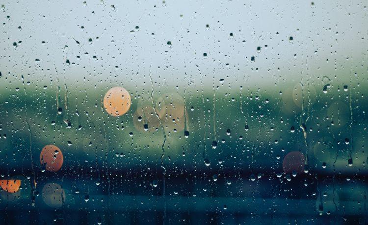 boda con lluvias