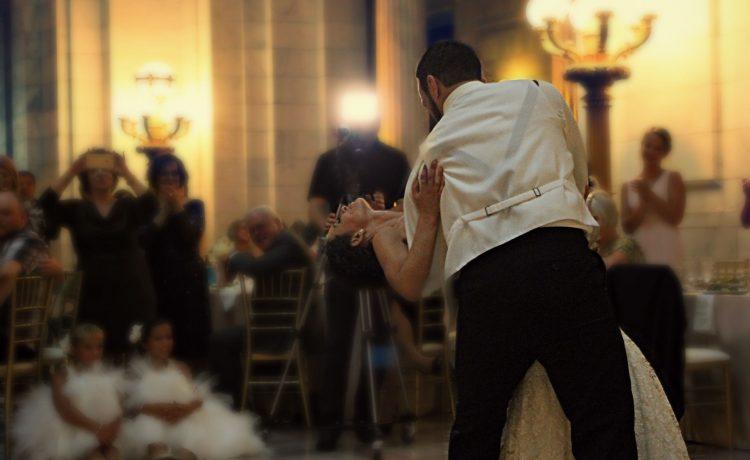 Protocolo del primer baile de casados