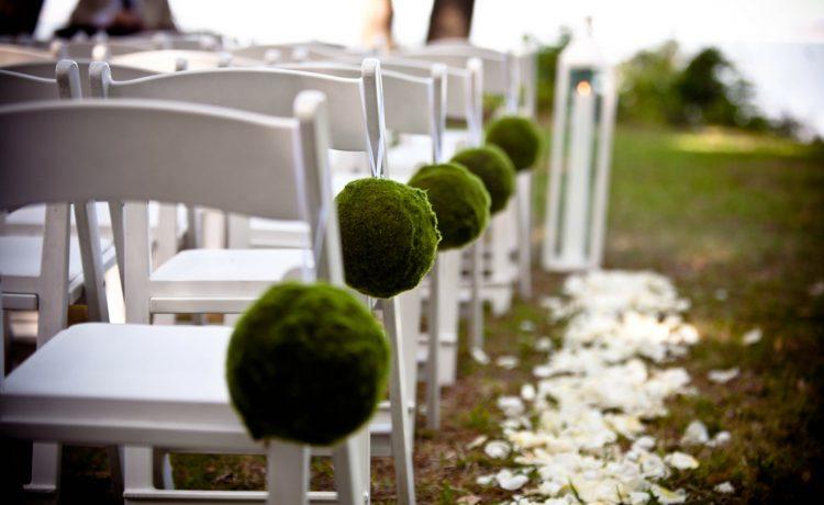 Consejos para una boda al aire libre