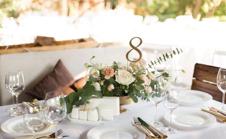 cómo sentar a los invitados en una boda