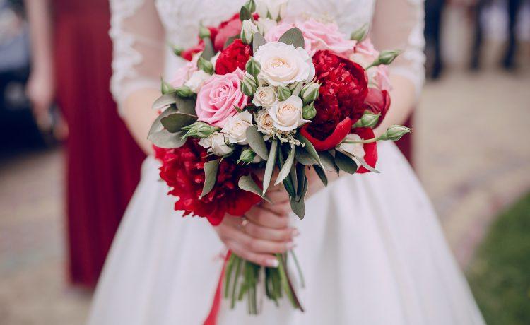 consejos para elegir el ramo de novia